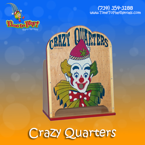 CARNIVAL GAMES - Time to Play Party Rentals